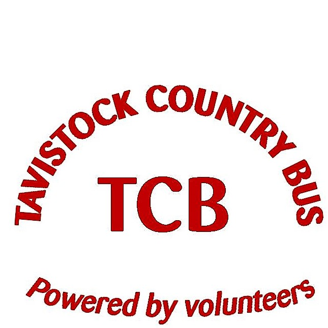 Tavistock Country Bus Logo, Tavistock Community Transport